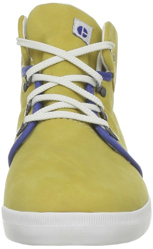 Damen Cabra Orla Amarelo Sneaker Gelb Meados samba Caterpillar tfqOT