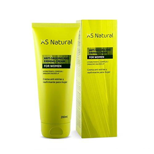 XS Natural Crema Antiestrías y Reafirmante