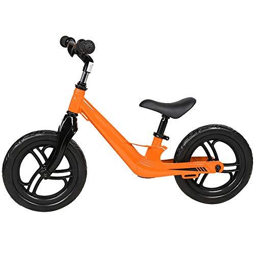 YUMEIGE Laufräder Balance-Trainingsrad mit Schaumstoffrad Kleinkind-Laufrad Geeignet für 2-6-jährige Kinder mit Einer Körpergröße von 31