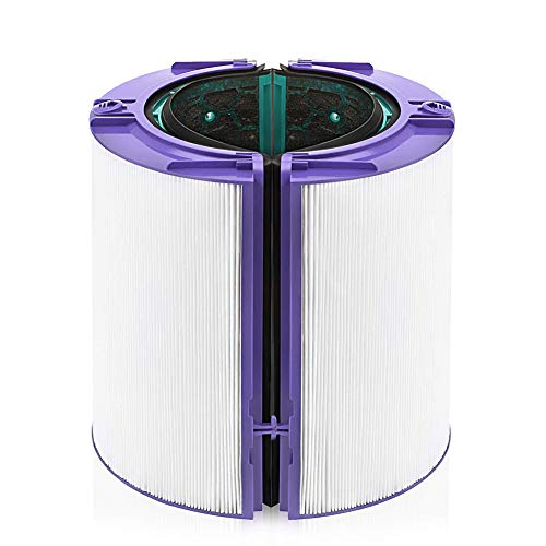 LZH FILTER Filtre à Charbon Actif pour purificateur et Ventilateur Dyson Pure Hot Cool HP04 et Pure...