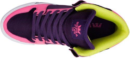 Supra VAIDER SW28004, Sneaker donna (Magenta/Purple/White)