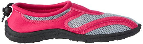 Beck - Aqua, Scarpe da spiaggia Unisex - Adulto Rosa (Pink (pink 06))