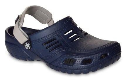 Coqui Clogs Damen Herren Schuhe Stone/Navy