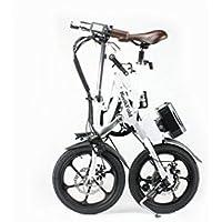 KwikFold Xite Folding Electric Bike with battery by Kwikfold