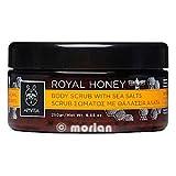 Apivita - Exfoliante corporal royal honey