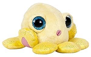 Famosa Softies - Peluche Pulpo, color amarillo (700012810)