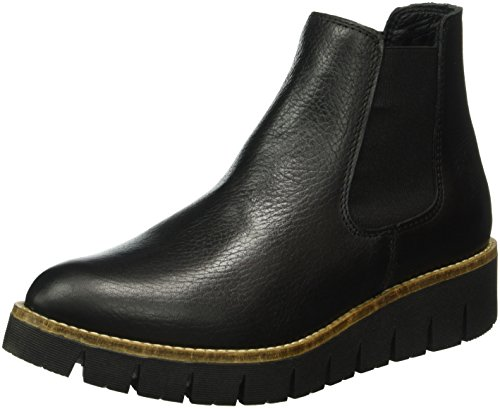 Apple of Eden Damen Nanda Chelsea Boots Schwarz (Black)