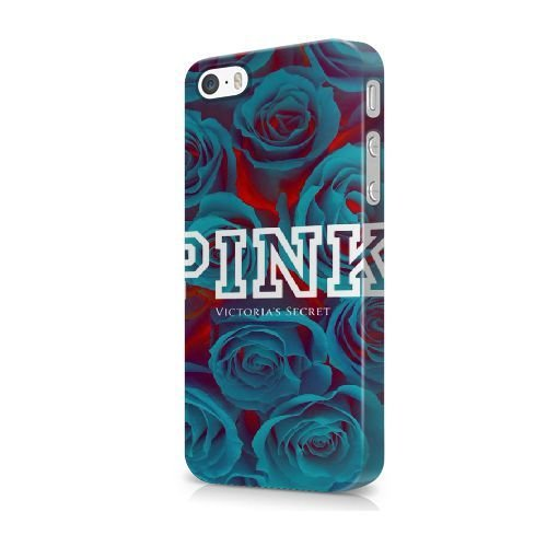 iPhone 5C coque, Bretfly Nelson® VALENTINO ROSSI Série Plastique Snap-On coque Peau Cover pour iPhone 5C KOOHOFD911725 VICTORIA'S SECRET PINK 1986 - 010