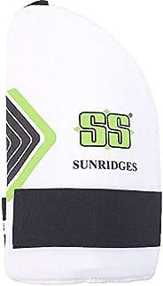 Ss Sunridges 10050053 Player Series Cricket Inner Thigh Guard 1 Piece 11 Inch, White