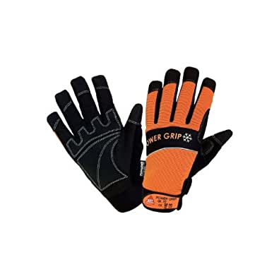 Outdoorhandschuh POWER GRIP Stichfest - Neopren-Gewebe - Gr. 9