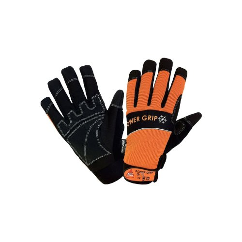 Outdoorhandschuh POWER GRIP WINTER Stichfest - Neopren-Gewebe - Gr. 9