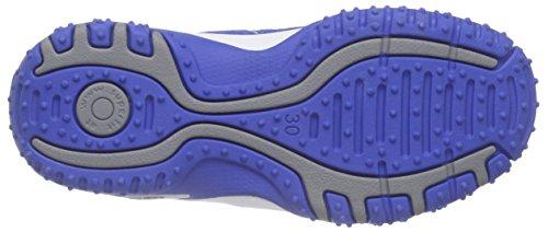 SuperfitSPORT4 MINI - Scarpe Primi Passi Bimbo 0-24 Blu (Blau (BLUET KOMBI 85))