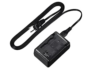 Nikon MH-18a Quick Battery Charger for the EN-EL3e Battery compatible with Nikon D80 D200 D300 and D700 Digital SLR Cameras