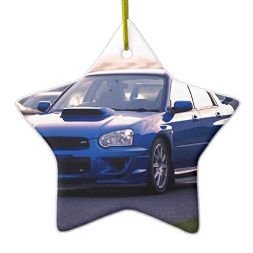 subaru-impreza-wrx-sti-doublesided-star-in-ceramica-decorazione-natalizia