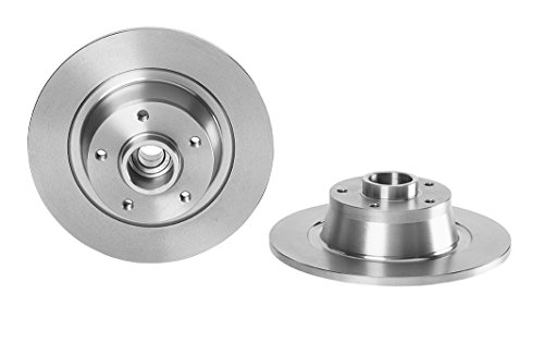 BREMBO 08.A753.37 Rotors de Disque de Frein, Set de 2