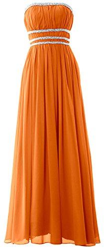 MACloth - Robe - Trapèze - Sans Manche - Femme Corail