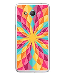 PrintVisa Designer Back Case Cover for Samsung Galaxy On7 G600Fy :: Samsung Galaxy Wide G600S :: Samsung Galaxy On 7 (2015) (Jaipur Rajasthan Tribal Azitec Mobiles Indian Traditional Wooden)