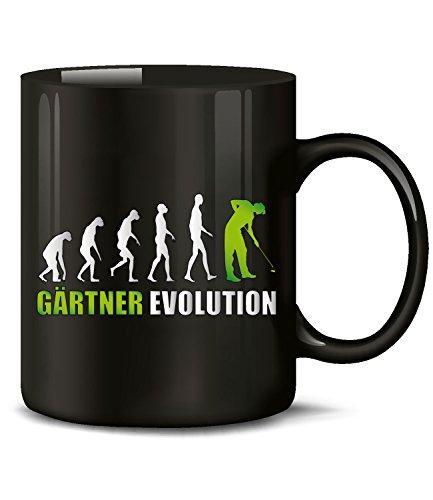 GÄRTNER EVOLUTION 4571(Schwarz-Grün)