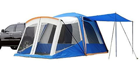 Sportz 84000 SUV Blue/Grey Tent with Screen Room (3.05 x 3.05 x 2.2 M)