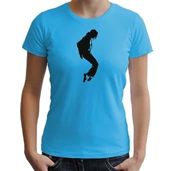 Jackson Damen T-Shirt, türkis, XXL