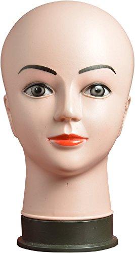 My Creations Dummy Mannequin Head (Skin Colour)