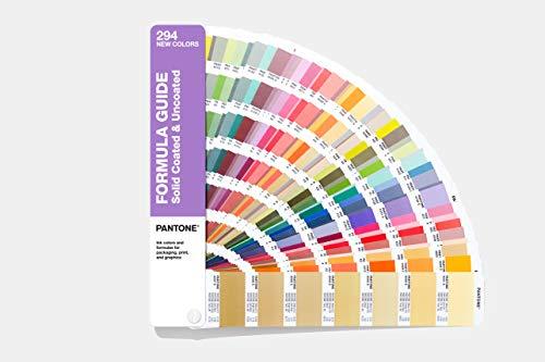 PANTONE GP1601A-SUPL Guida ai Colori, Multicolore