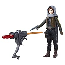 Star Wars Rogue One 3.75 inch Sergeant Jyn Erso (Jedha) Action Figure