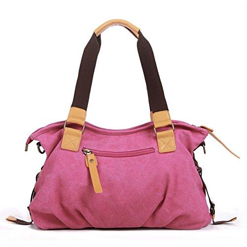 Borse Coreani/Borsa A Tracolla Casual Messager/Canvas Handbag-A A