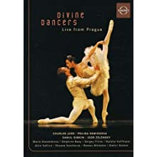 Divine Dancers - Ballet Gala from Prague [DVD] [2006]