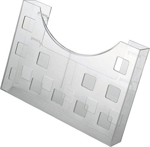 helit h6102602simple sac de frappe pour A5A6–Trou Design en verre transparent