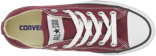 Converse Chuck Taylor All Star Core Ox - Sneaker, unisex rosso (Glitter Red)