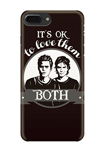 The Vampire Diaries Damon Salvatore 21 Designs 2019.Full 3D Effect Phone case Cover Shell for Apple iPhone and Samsung-iPhone 6 6s (4.7 inch) - 21