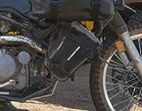 Wasserdichte Hecktasche Drybag 80. 8 Liter, grau/schwarz, wasserdicht Test
