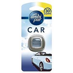 Idea Regalo - Ambi Pur Car Brezza Leggera Deodorante Auto Clip, 1 Pz
