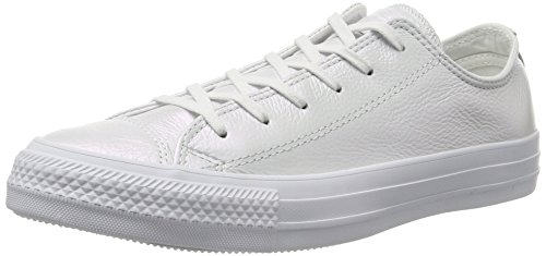 Converse Ctas Ox White, Baskets Mixte Adulte