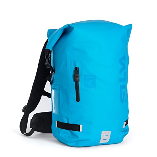SILVA BACKPACK WATERPROOF ACCESS 25WP_BLUE - Puller Loop