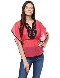 8de87e379a7 Mayra Women s Party wear Top