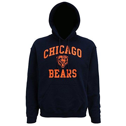 Herren Kapuzenpullover mit Chicago Bears Logo