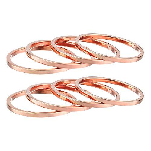 Silver Phantom Jewelry  -  Sonstige  Rotgold     keine Angabe  - Oben Ringe Silber Knuckle Für