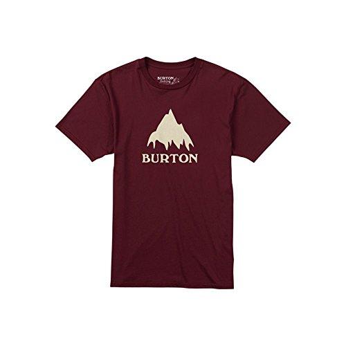 ab99f267e4f4b Burton Classic Mountain – Camiseta, Hombre, T-Shirt Classic Mountain, Wino,