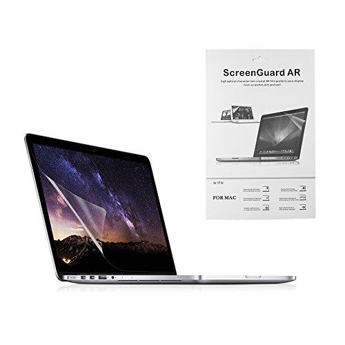 Macbook Air 13.3 Zoll Display Schutz Folie,Richer-R Kristallklare Displayschutzfolie Clear Bildschirm Schutzfolie,Premium Ultra-dünne LCD Folie Display Screen Protector für MacBook Air 13.3 Zoll Klar -