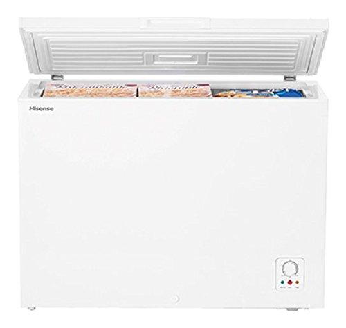 HISENSE Congelador Horizontal FC325D4AW1 Clase A Capacidad