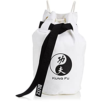 Blitz Kung Fu Discipline...