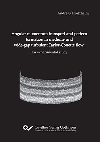 Angular momentum transport and pattern formation in medium- and wide-gap turbulent Taylor-Couette flow: An experimental study