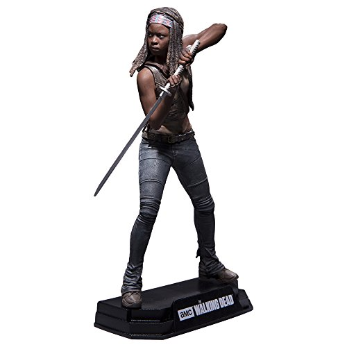 The Walking Dead TV Version Figura Michonne 18 cm