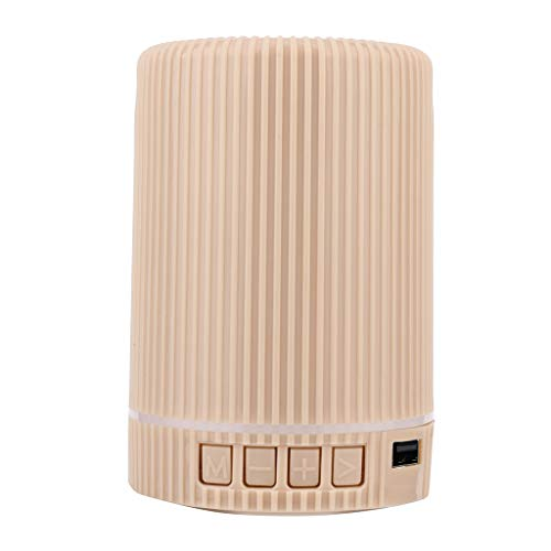 Haut-Parleur Bluetooth sans Fil FM Enceinte Bluetooth Portable Puissante Pas Cher Mains-Libres Stéréo HD Subwoofer Micro et Basses Renforcées Port USB,SD Parfait pour la Maison, l'extérieur