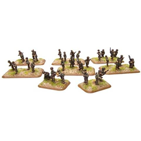 USA: Darby's Rangers by Flames of War