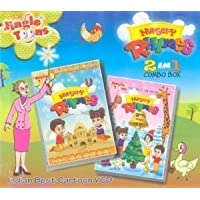 Jingle Toons-Nursery Rhymes (2 in 1 Combo Box)(VCD)