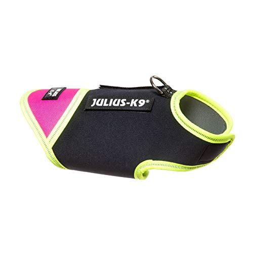 Julius-K9,16DC-IDC-B1-PN,Neopren IDC® Hundekleidung, Grösse: Baby 1 mit pink -