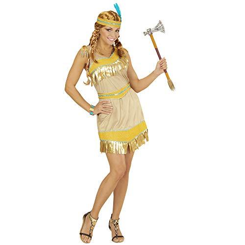 Widmann Erwachsenenkostüm Indianerin (Indian Girl Kostüme Ideen)
